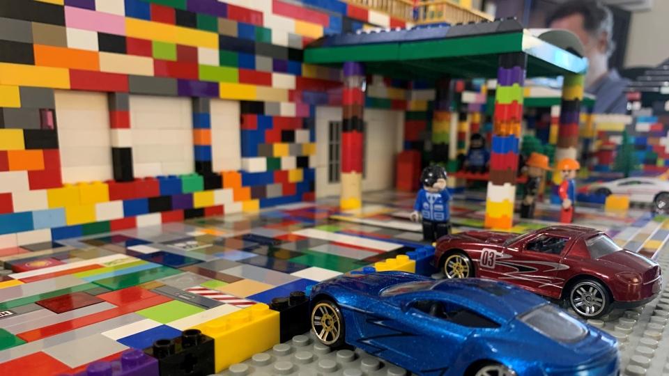 Lego replica