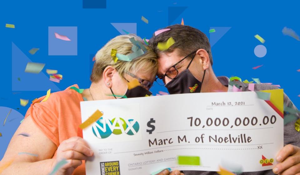 $70M lotto winner