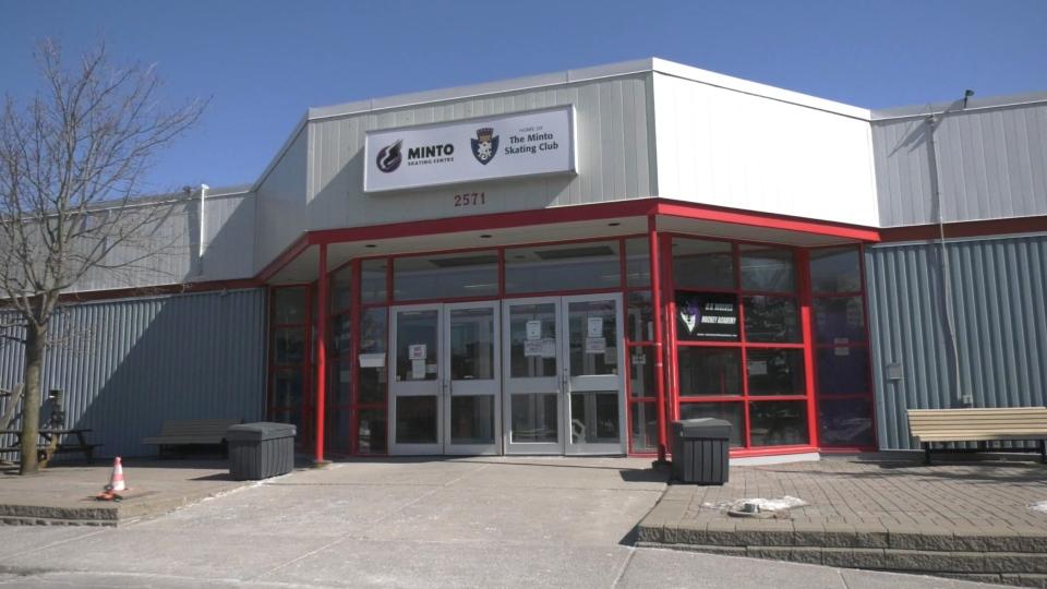 Minto Skating Centre