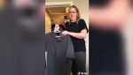 Carol Larson posted Tik Tok videos of herself doing laundry, and got six million views.