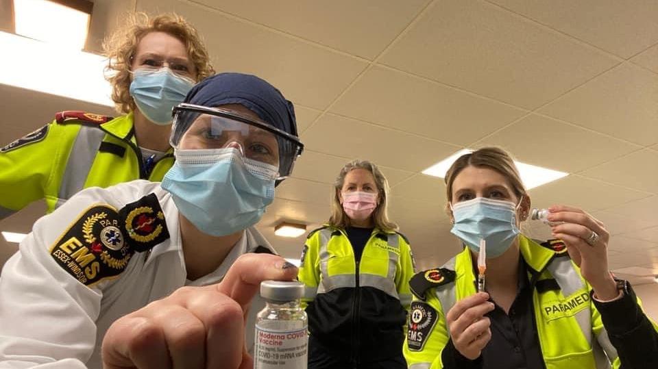 parademic vaccines