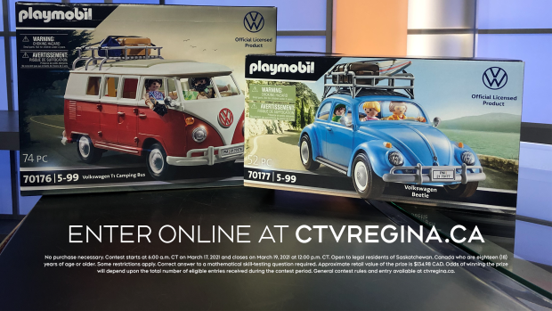 Playmobil Volkswagen Package