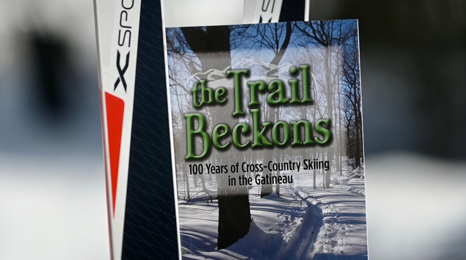 The Trail Beckons book