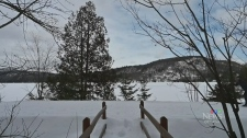 When the trail beckons, skiers in the Gatineau Hil