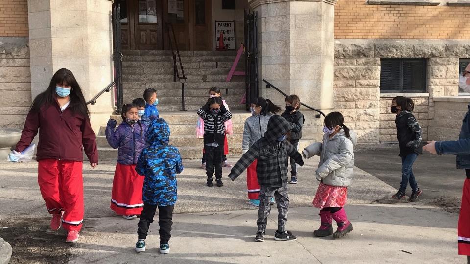 Isaac Brock Cree Language Immersion Program