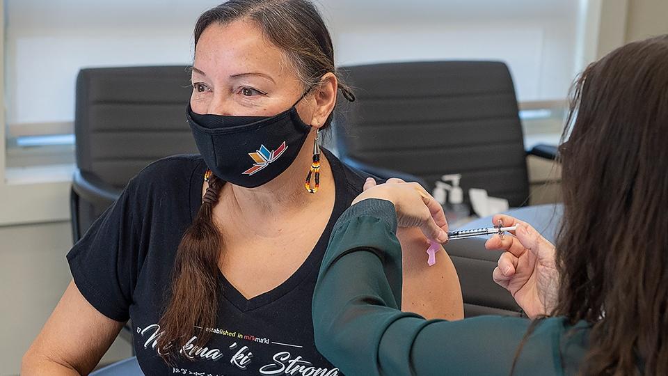 Indigenous vaccine
