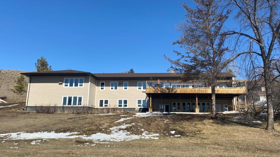 Prairie Christian Training Centre - Pine Lodge