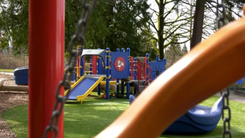 A playground is seen in this file photo. (CTV)