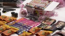 Illegal cannabis products seized as part of Project Weaver are seen in this image released by Ontario Provincial Police on Thursday, March 18, 2021.