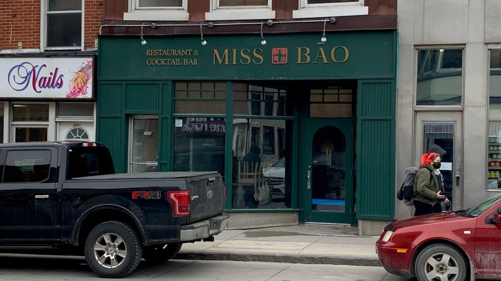Miss Bao Restaurant in Kingston