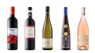 Flipflop Wines Cabernet Sauvignon 2016, San Fabiano Calcinaia Chianti Classico 2018, Weingut Nigl Gartling Gruner Veltliner 2018, Anselmann Edesheimer Rosengarten 2019 Siegerrebe Spätlese, Conundrum Rosé 2018