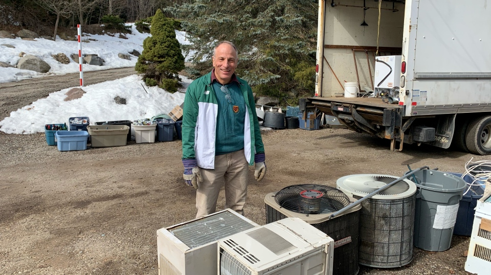 Guelph man collecting donations