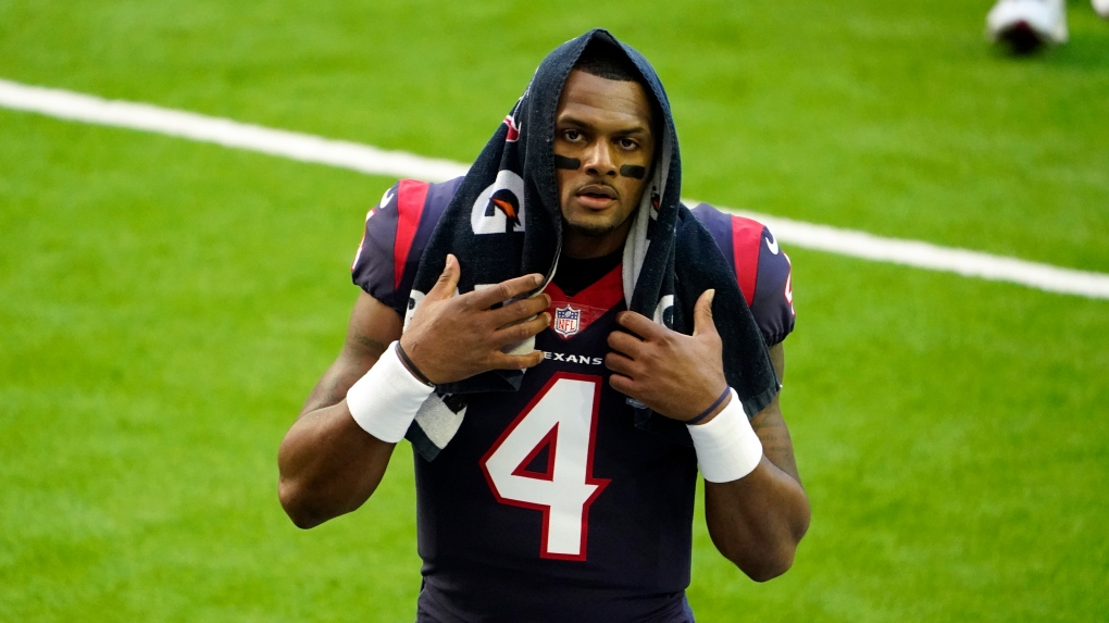 NFL has not Suspended Texans' Deshaun Watson Ahead of Training Camp as he faces Sexual Misconduct Lawsuits from 22 Women – but 'the Team is Now Willing to Trade the him'