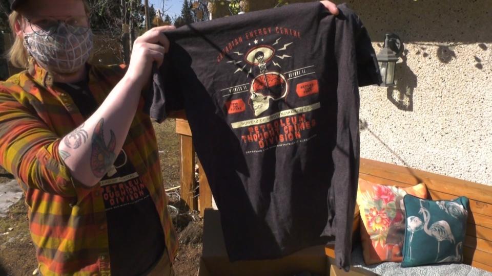 Ironclad Folly shirt