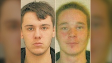 Police have arrested 19-year-old Zakary Perron-Papineau and have issued an arrest warrant for Olivier Smith, 18.