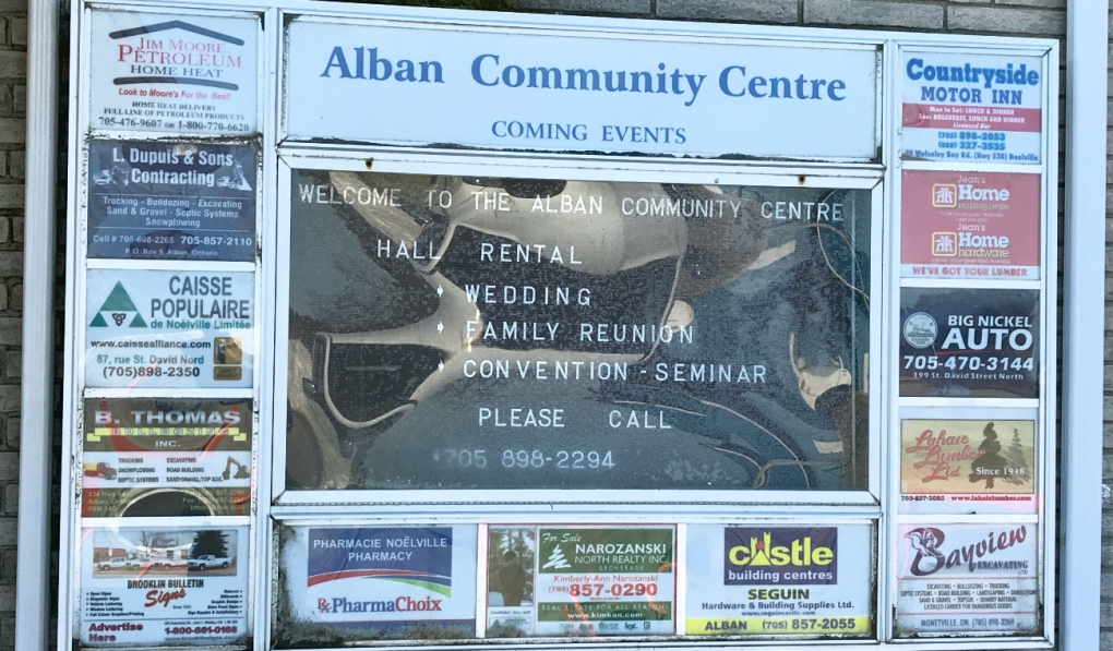 Alban Community Centre