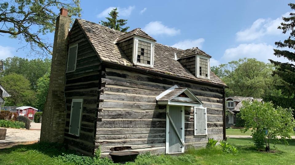 Canatara Cabin