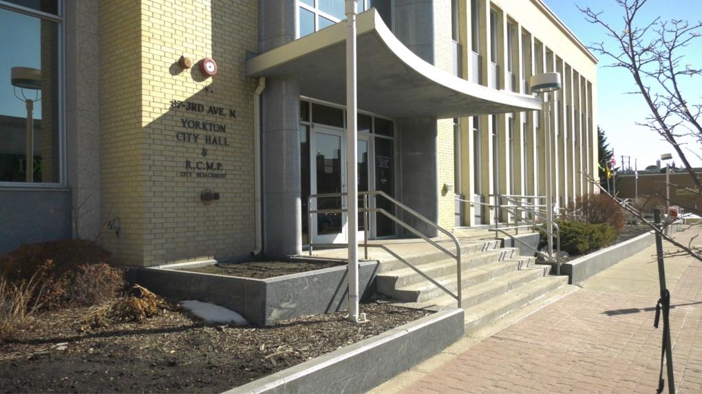 yorkton City Hall