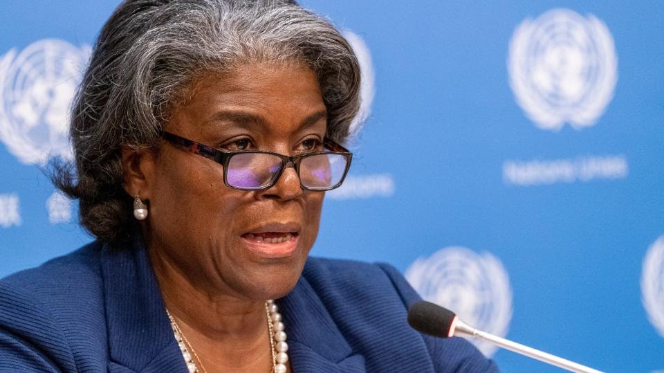 United Nations US Ambassador