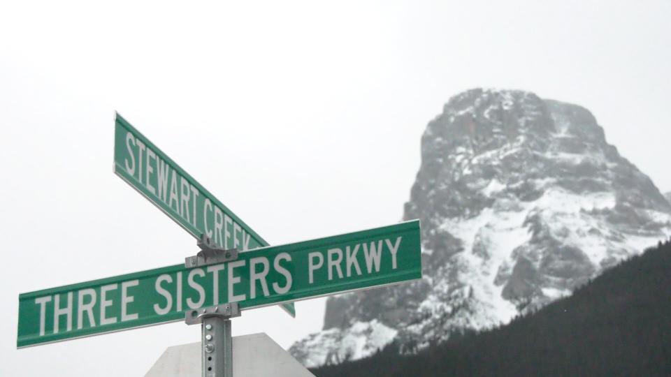 Three Sisters Parkway