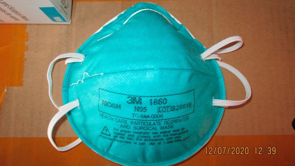 Virus Outbreak Counterfeit Masks