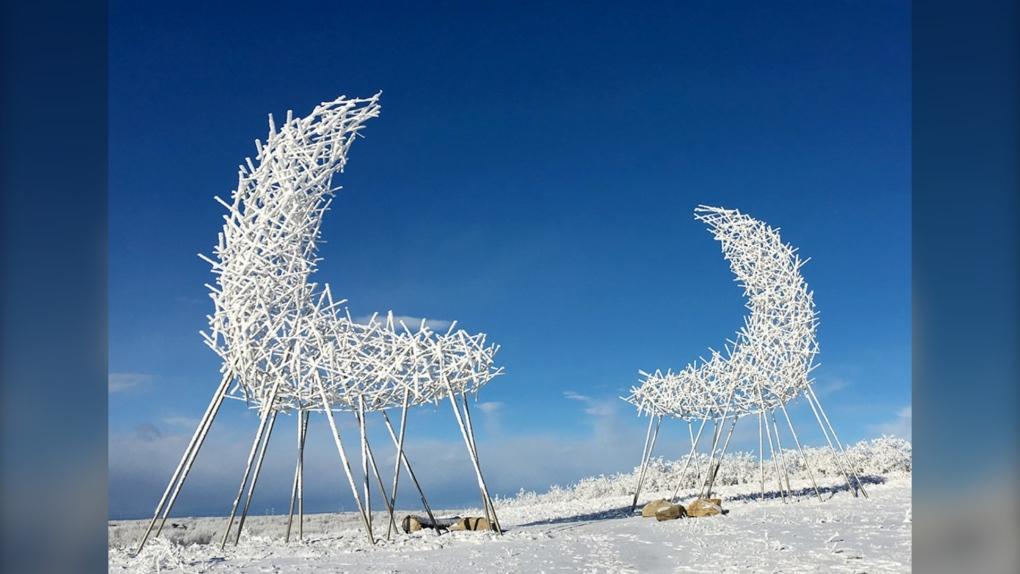 Convergence by Laura Haddad and Tom Drugan Calgary