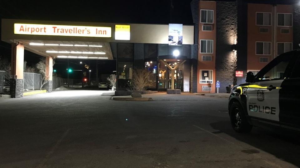 Airport Traveller's Inn, death, body, hotel