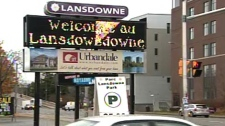 City council is expected to make a decision on a plan to redevelop Lansdowne Park, Friday, Nov. 13, 2009.