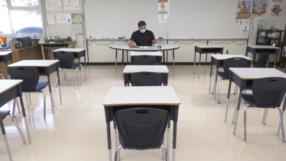 School B.C. COVID-19
