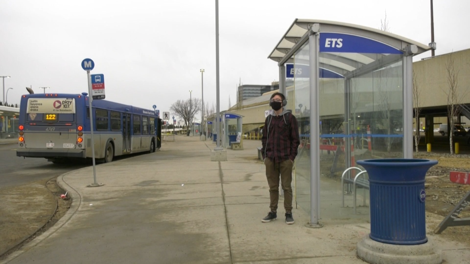 Transit users are asked to use its app to ensure riders have accurate trip times.