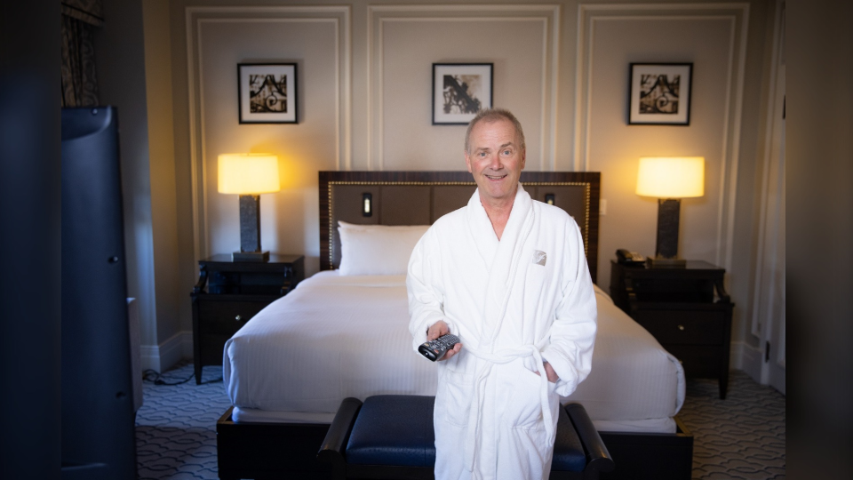 RBC Ottawa Bluesfest executive director Mark Monahan is looking forward to the Room Service Concert Series: An Ottawa Hotel Exclusive. (Photo courtesy: RBC Ottawa Bluesfest)