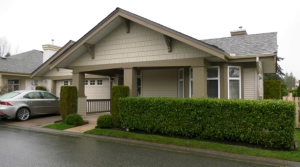 The two-bedroom, two-bathroom detached strata home in a community for residents ages 45 and up was listed for $820,000. It sold for $500,000 more than that. (CTV)