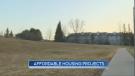 affordable housing plot