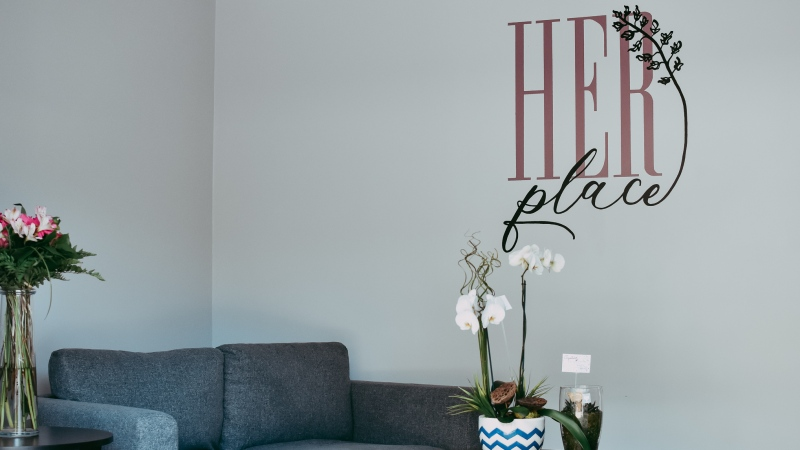 HER Place, a collaborative workspace for people who identify as women, shut its doors permanently in June 2020 due to the ongoing COVID-19 pandemic. (Andrea Wetzel)