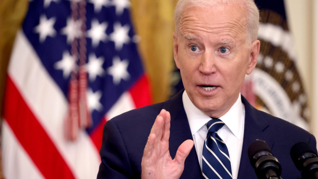 Biden blasts Georgia elections law as 'Jim Crow in the 21st Century'