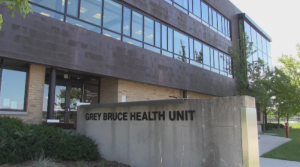 The Grey Bruce Health Unit is seen in this undated photo.