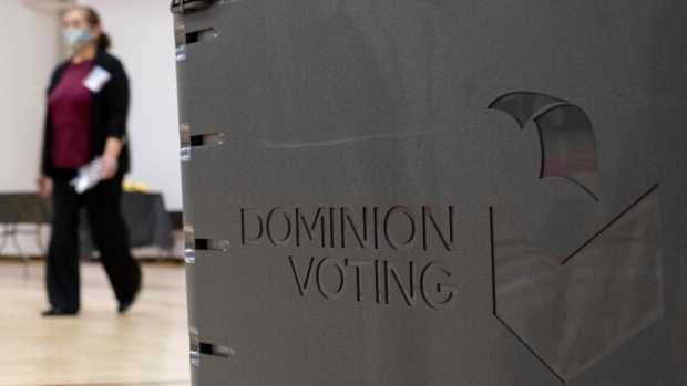 Dominion sues Trump-friendly broadcasters over fraud claims