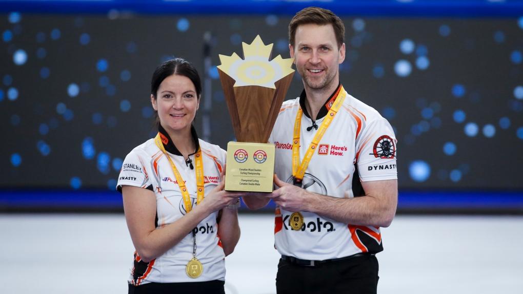 Team Einarson/Gushue