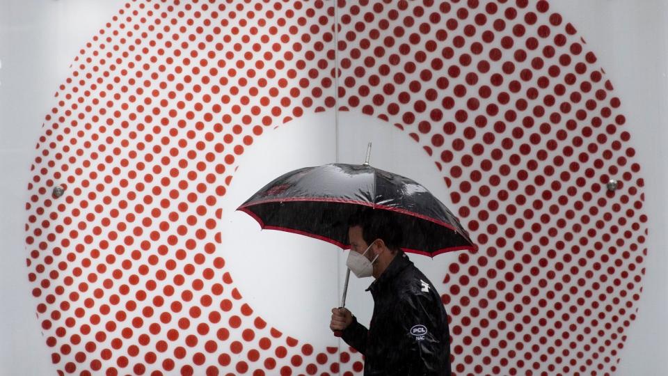 Heavy rain in Ottawa
