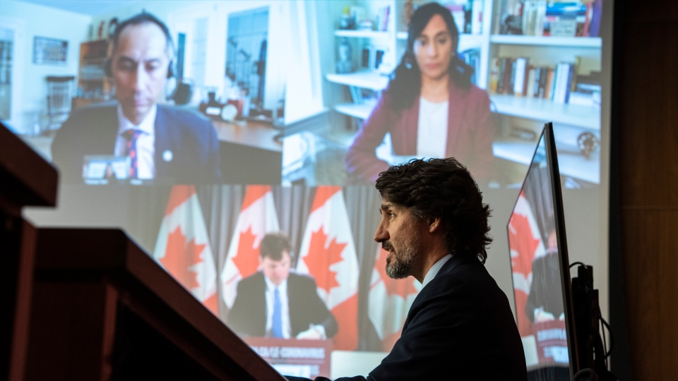 Trudeau Anand