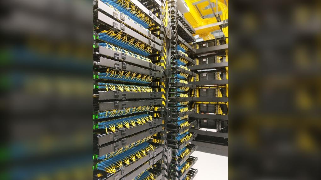 Valley Fiber Data Centre