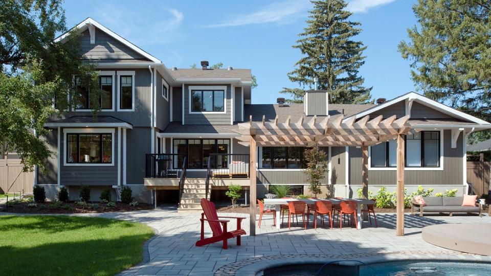 West-end Ottawa dream home reno - Backyard