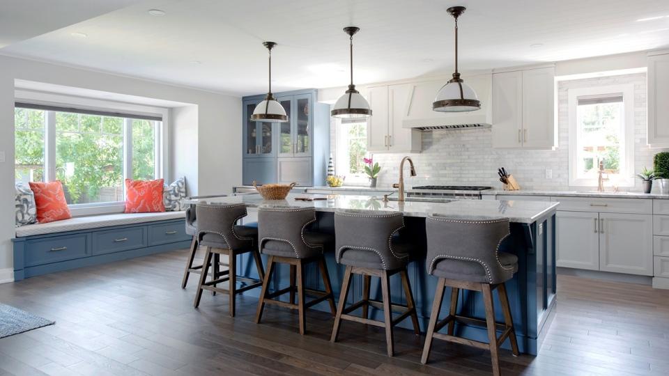 West-end Ottawa dream home reno - Kitchen