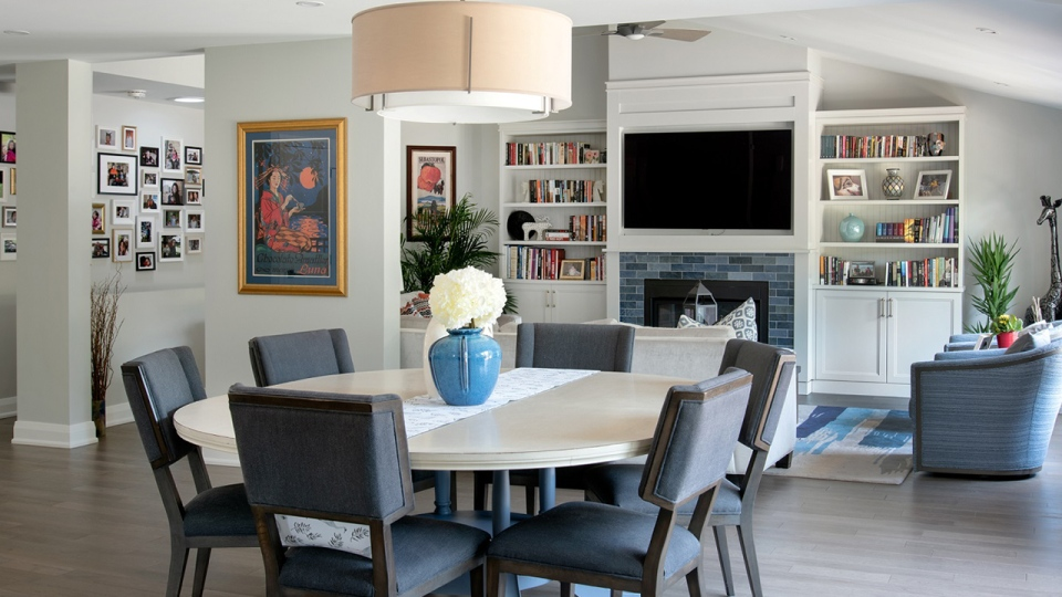 West-end Ottawa dream home reno - Living Room