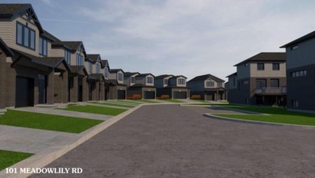 Meadowlily Woods condo development design