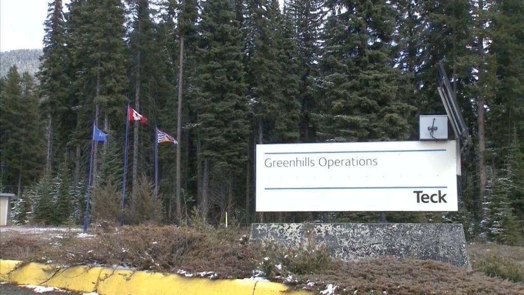 Teck Greenhills Operation