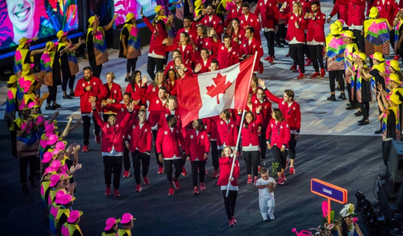 Sudbury-born businessman Perry Dellelce and his family have donated $2 million to support Canada's efforts to compete at the Olympic Games in Tokyo later this year. (Supplied)