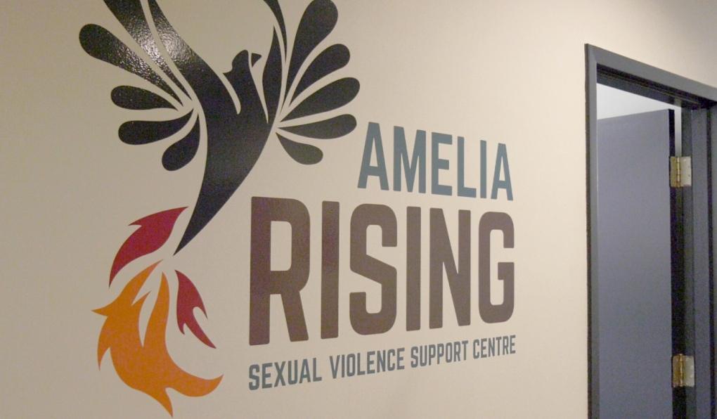 Amelia Rising