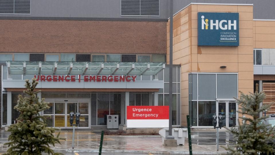 Hawkesbury General Hospital