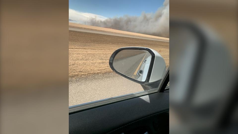 calgary, evacuation, fire, grass fire, wildfire, o